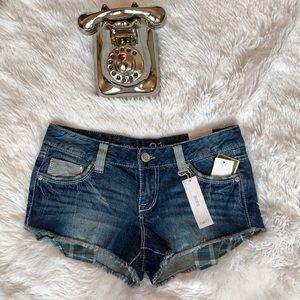NWT Rue21 Shorts. Size 7/8.